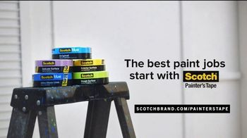 Scotch Painter's Tape TV Spot, 'Choosing the Right Tape' Featuring George Oliphant - Thumbnail 10