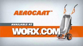 Worx Aerocart TV Spot, 'Do More' - Thumbnail 10