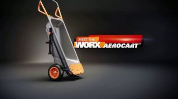 Worx Aerocart TV Spot, 'Do More' - Thumbnail 2
