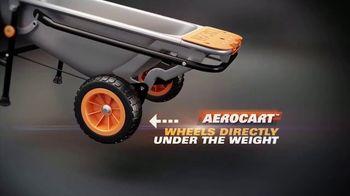 Worx Aerocart TV Spot, 'Do More' - Thumbnail 4