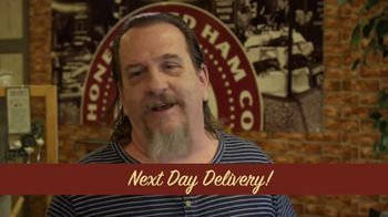 HoneyBaked Ham TV Spot, 'Next Day Delivery' - Thumbnail 9