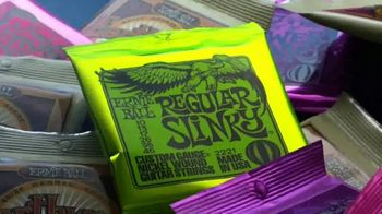 Guitar Center Guitarathon TV Spot, 'Ukuleles and Strings' Song by Nina Strauss - Thumbnail 10