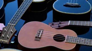 Guitar Center Guitarathon TV Spot, 'Ukuleles and Strings' Song by Nina Strauss - Thumbnail 3