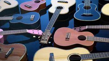 Guitar Center Guitarathon TV Spot, 'Ukuleles and Strings' Song by Nina Strauss - Thumbnail 4