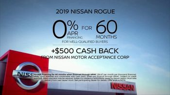 2019 Nissan Rogue TV Spot, 'Intelligent Mobility' Song by AWOLNATION [T2] - Thumbnail 9