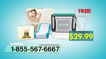 Fat Freezer TV Spot, 'Patented Cryolipolysis Fat Loss System' - Thumbnail 10