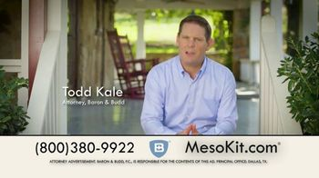 Baron & Budd, P.C. TV Spot, 'Mesothelioma & Asbestos Victims' - Thumbnail 2