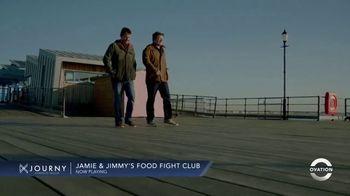 Journy TV Spot, 'Jamie & Jimmy's Food Fight Club' - Thumbnail 4