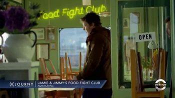 Journy TV Spot, 'Jamie & Jimmy's Food Fight Club' - Thumbnail 5