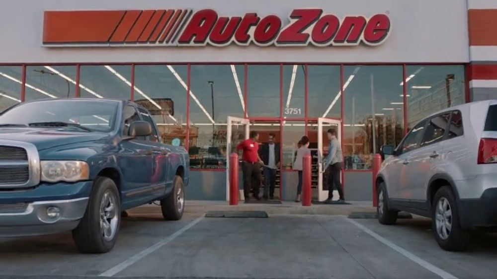 AutoZone Fix Finder + Loan-A-Tool TV Commercial, 'Kiss It Goodbye'