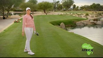 Golf Fore Africa TV Spot, 'Give $10, Get 10' Featuring Betsy King - Thumbnail 2