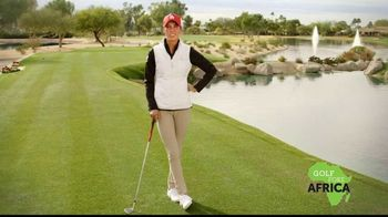 Golf Fore Africa TV Spot, 'Give $10, Get 10' Featuring Betsy King - Thumbnail 3