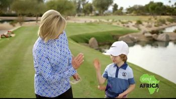 Golf Fore Africa TV Spot, 'Give $10, Get 10' Featuring Betsy King - Thumbnail 5