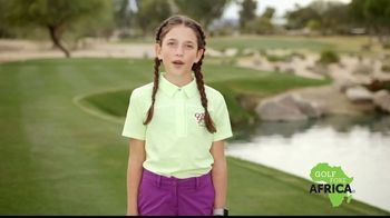 Golf Fore Africa TV Spot, 'Give $10, Get 10' Featuring Betsy King - Thumbnail 6