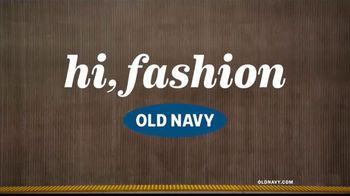 Old Navy TV Spot, 'Indetenibles estilos de primavera: 50 por ciento en toda tu compra' [Spanish] - Thumbnail 1