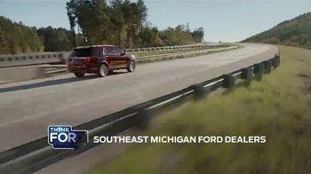 2019 Ford Explorer TV Spot, 'Built for Your Next Adventure' [T2] - Thumbnail 7