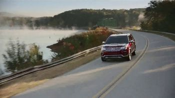 2019 Ford Explorer TV Spot, 'Built for Your Next Adventure' [T2] - Thumbnail 1