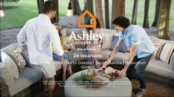 Ashley HomeStore Spring Home Event TV Spot, 'Extended: All New Spring Styles' Song by Midnight Riot - Thumbnail 8