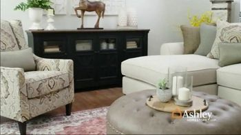 Ashley HomeStore Spring Home Event TV Spot, 'Extended: All New Spring Styles' Song by Midnight Riot - Thumbnail 4