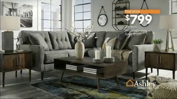 Ashley HomeStore Spring Home Event TV Spot, 'Extended: All New Spring Styles' Song by Midnight Riot - Thumbnail 5