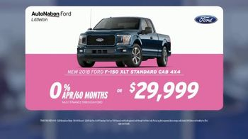 AutoNation Super Zero Event TV Spot, '2018 Ford F-150 XLT Standard Cab' - Thumbnail 6