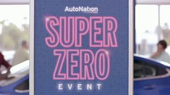 AutoNation Super Zero Event TV Spot, '2019 Honda Civic Sedan' Song by Bonnie Tyler - Thumbnail 1