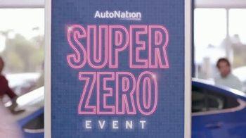 AutoNation Super Zero Event TV Spot, '2019 Honda Civic Sedan' Song by Bonnie Tyler