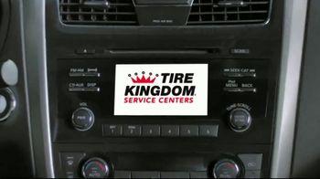 Tire Kingdom TV Spot, 'Buy Three Get One' - Thumbnail 1