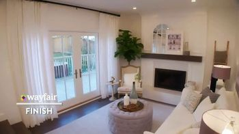 Wayfair TV Spot, 'Property Brothers: Comfy Pieces With Classics'
