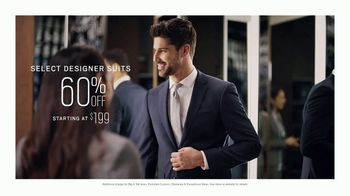 Men's Wearhouse Big Deal Event TV Spot, 'Lowest Price of the Season' - Thumbnail 7
