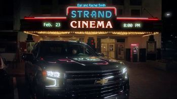 Chevrolet Silverado TV Spot, 'From Forge to Film' [T1] - Thumbnail 1