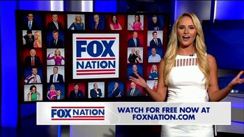 FOX Nation TV Spot, 'Time to Get Your Free Trial' Featuring Tomi Lahren - Thumbnail 1