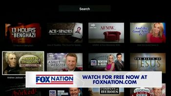 FOX Nation TV Spot, 'Time to Get Your Free Trial' Featuring Tomi Lahren - Thumbnail 3