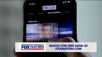 FOX Nation TV Spot, 'Time to Get Your Free Trial' Featuring Tomi Lahren - Thumbnail 4