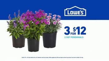 Lowe's TV Spot, 'Spring: Perennials' - Thumbnail 10