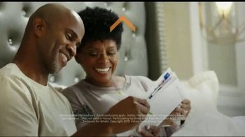 Ashley HomeStore Spring Home Mattress Event TV Spot, 'Full Bloom' Song by Midnight Riot - Thumbnail 8