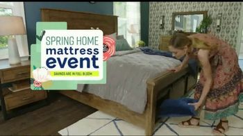 Ashley HomeStore Spring Home Mattress Event TV Spot, 'Full Bloom' Song by Midnight Riot - Thumbnail 2