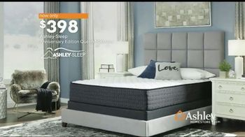 Ashley HomeStore Spring Home Mattress Event TV Spot, 'Full Bloom' Song by Midnight Riot - Thumbnail 7