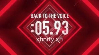 XFINITY xFi TV Spot, 'NBC: The Voice: It Starts With You' Song by the Beatles - Thumbnail 7