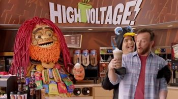 AmPm Frosticcino TV Spot, 'He's Coming Back' - 231 commercial airings