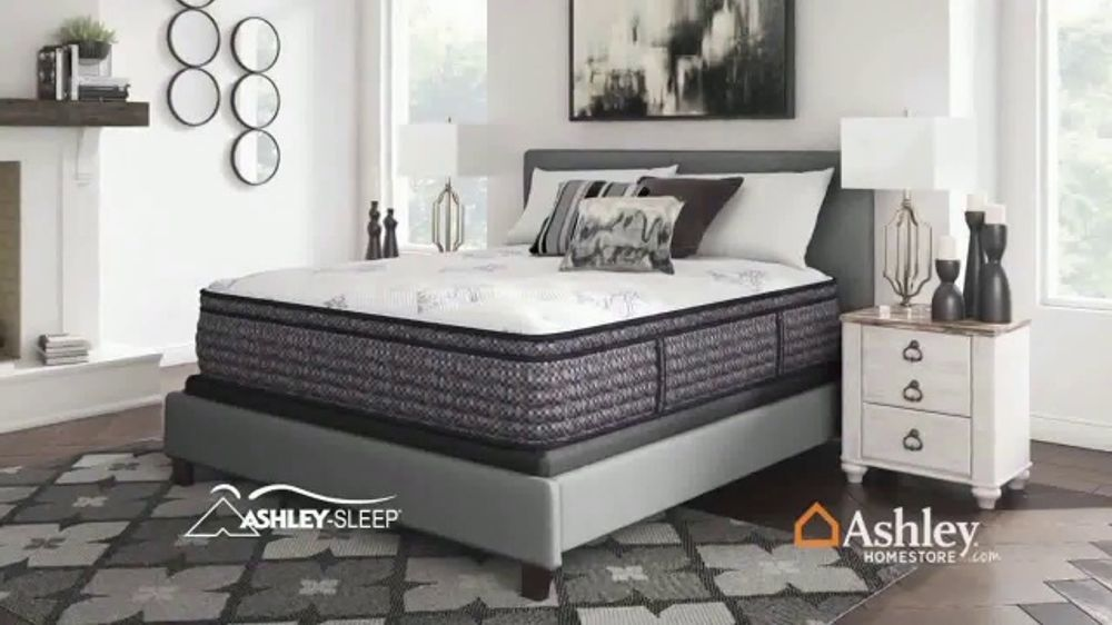 Ashley Homestore One Day Mattress Sale Tv Commercial Select