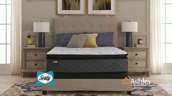 Ashley HomeStore One Day Mattress Sale TV Spot, 'Select Pillowtop Mattresses' Song by Midnight Riot - Thumbnail 4