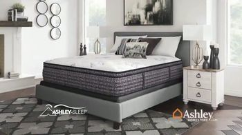Ashley HomeStore One Day Mattress Sale TV Spot, 'Select Pillowtop Mattresses' Song by Midnight Riot - Thumbnail 5