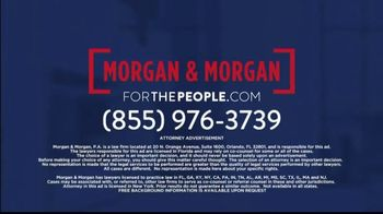 Morgan and Morgan Law Firm TV Spot, 'Roundup Weed Killer' - Thumbnail 8