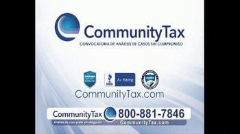 Community Tax TV Spot, 'Problemas con el IRS' [Spanish] - Thumbnail 8