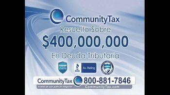 Community Tax TV Spot, 'Problemas con el IRS' [Spanish] - Thumbnail 4