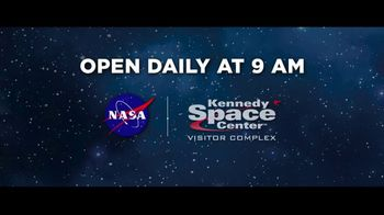 Kennedy Space Center TV Spot, 'Look Up' - Thumbnail 10