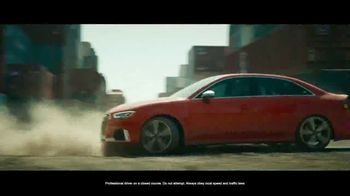 2018 Audi RS 3 TV Spot, 'Rally Race Glory' [T1] - Thumbnail 2