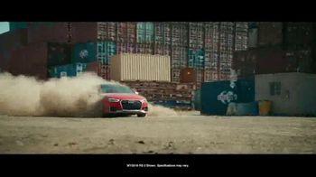 2018 Audi RS 3 TV Spot, 'Rally Race Glory' [T1] - Thumbnail 4