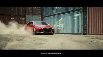 2018 Audi RS 3 TV Spot, 'Rally Race Glory' [T1] - Thumbnail 5